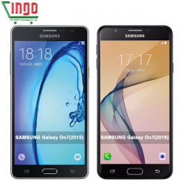 Original New Samsung Galaxy On7 G6000G6100 5.5''13MP Quad Core 1280x720 Dual SIM Smartphone 4G LTE Unlocked Mobile phone