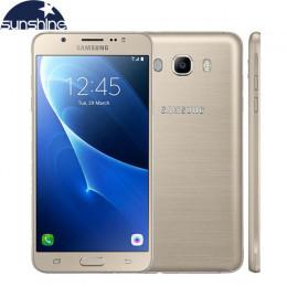 "Original Samsung Galaxy J7 J7108 LTE Octa Core Dual SIM 3G RAM 16G ROM 5.5"" 13.0MP NFC"