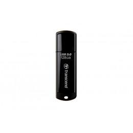 Transcend JetFlash 700, 128 Gb, Black, Classic
