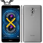 Original Huawei Honor 6X 4G LTE Kirin 655 Octa Core Dual Rear Camera 5.5'' 3GB/4GB RAM 32GB/64GB ROM Mobile Phone