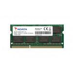 2Gb SODIMM DDR3 PC12800, 1600MHz, 204pin, CL11, ADATA