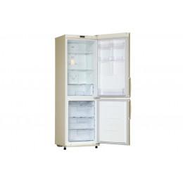 Холодильник LG GA-B409UEDA bej