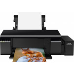 Epson L805 A4, 5760x1440dpi, 37/38ppm, 6tank, CD/DVD printable, WiFi, USB