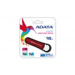 16Gb USB3.0 Flash Drive ADATA, Superior S107, red