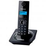 Радиотелефон Panasonic KX-TG1711UAB, Black, AOH, Caller ID