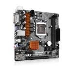 MB ASRock H110M-DGS (Intel H110, mATX, S1151)