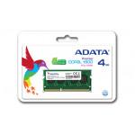 4Gb SODIMM DDR3 PC12800, 1600MHz, 204pin, CL11, ADATA, 1.35V