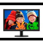 """Monitor 23.6"""" Philips 243V5LHAB, W-LED, 1920*1080@60"""