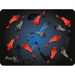 Mouse Pad Dialog PM-H17 fish