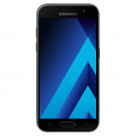 SAMSUNG GALAXY A3 BLACK SKY 16GB DUAL