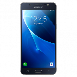 SAMSUNG GALAXY J5 (2016) BLACK 16GB DUAL J510