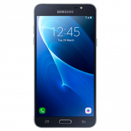 SAMSUNG GALAXY J7 BLACK 16GB DUAL J710